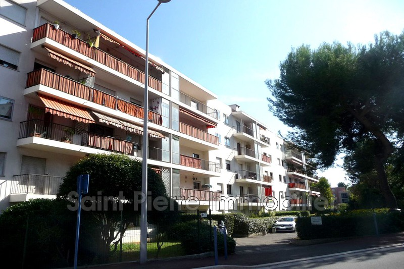 Photo Apartment Cagnes-sur-Mer Val fleuri,  Rentals apartment  1 room   23 m²
