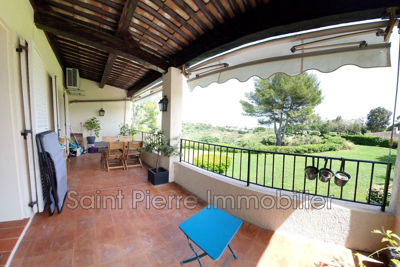 Photo Appartement Villeneuve-Loubet Hauts de vaugrenier,  Location appartement  3 pièces   80 m²