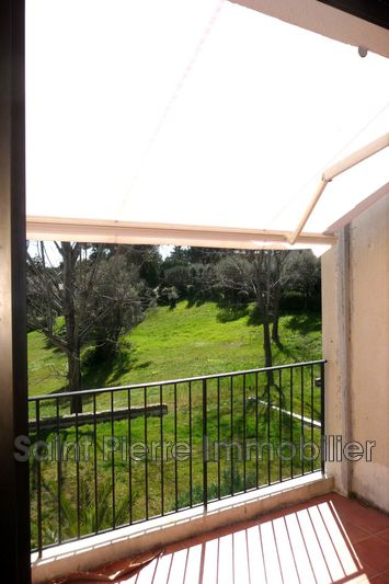 Photo Appartement Villeneuve-Loubet Hauts vaugrenier,  Location appartement  2 pièces   44 m²