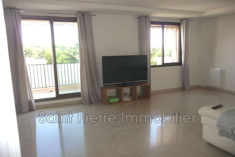 Photo Apartment Villeneuve-Loubet  Rentals apartment  3 rooms   77m²