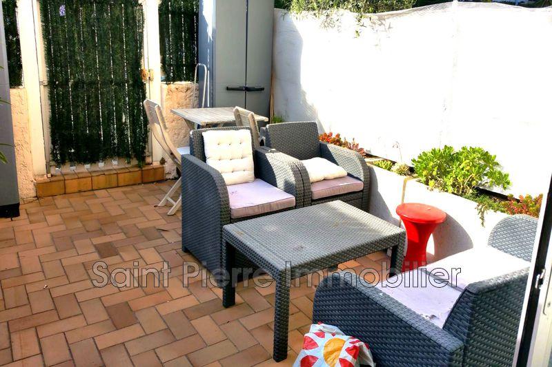 Photo Appartement Cagnes-sur-Mer Front de mer,  Location appartement  2 pièces   43m²