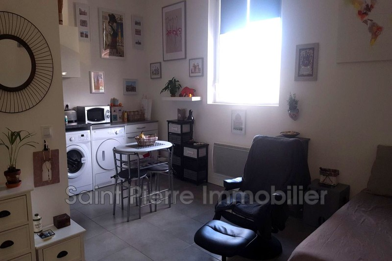 Photo Apartment Cagnes-sur-Mer Polygone,  Rentals apartment  1 room   27 m²