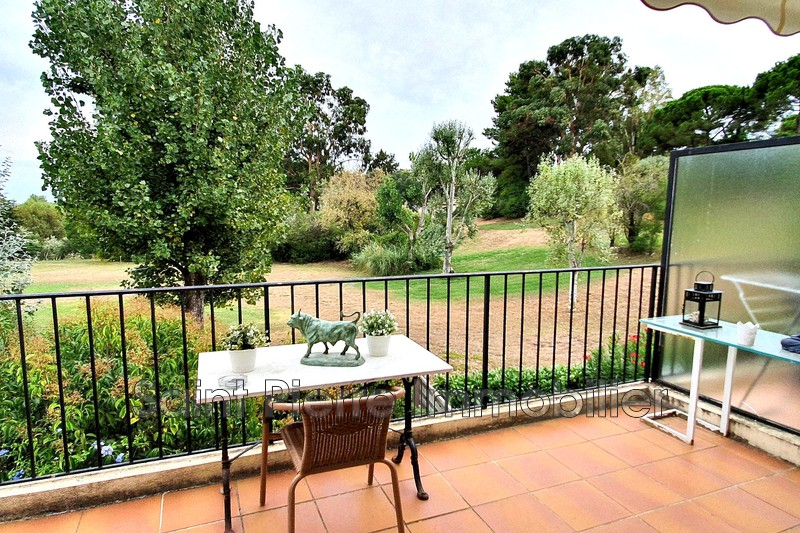 Photo Appartement Villeneuve-Loubet Hauts de vaugrenier,  Location appartement  1 pièce   25 m²