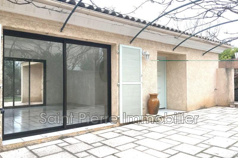 Photo Villa Villeneuve-Loubet Hauts de vaugrenier,  Location villa  1 chambre   50m²