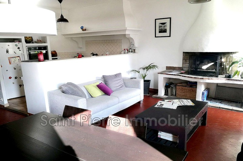 Photo n°4 - Location maison de village Le Bar-sur-Loup 06620 - 1 205 €