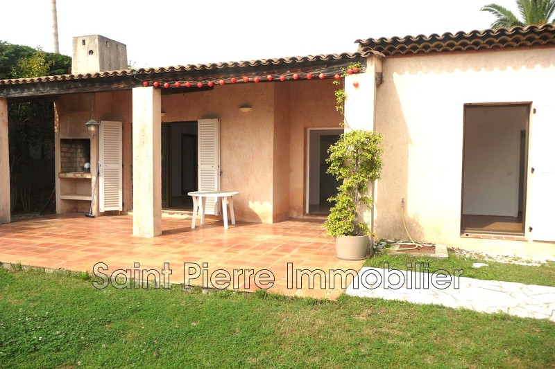 Photo n°2 - Location Maison villa Villeneuve-Loubet 06270 - 2 250 €