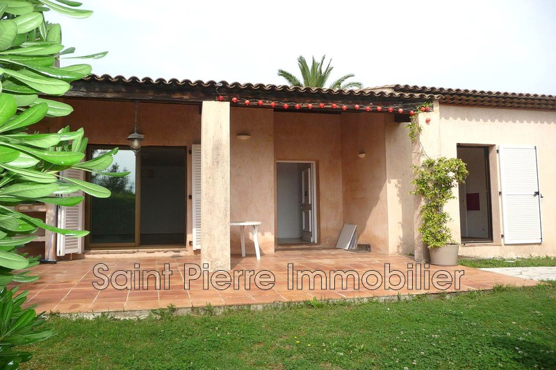 Photo Villa Villeneuve-Loubet Hauts de vaugrenier,  Location villa  3 chambres   90m²