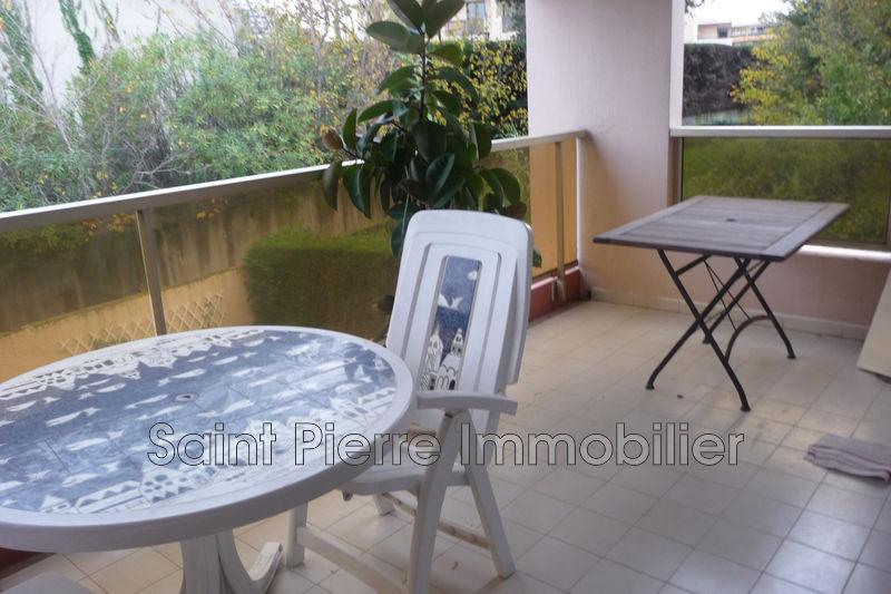 Photo Appartement Villeneuve-Loubet Villeneuve lbt plages,   achat appartement  4 pièces   92m²