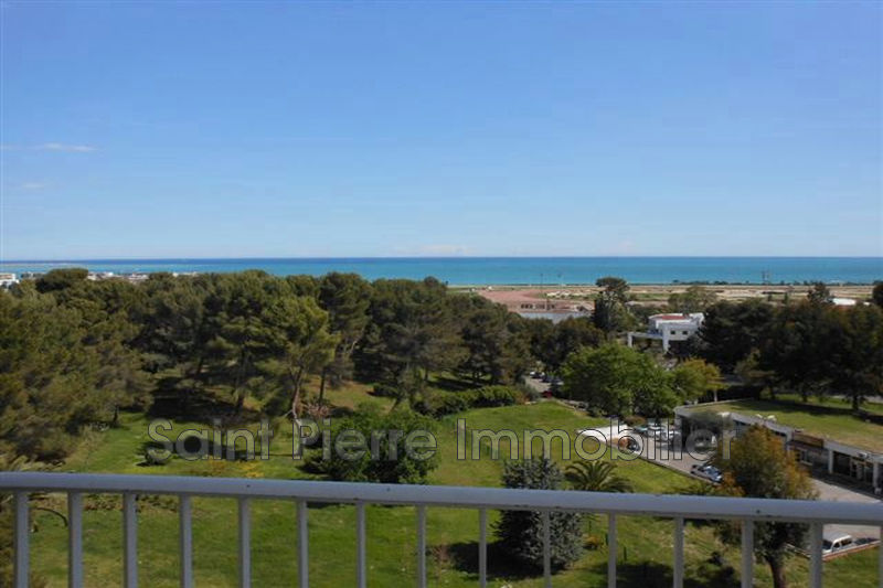 Photo Apartment Cagnes-sur-Mer Hippodrome,   to buy apartment  5 rooms   110 m²