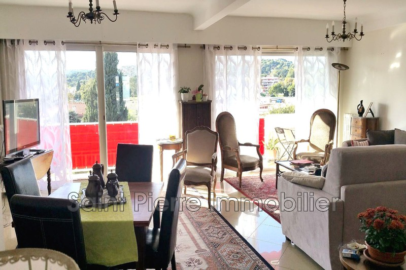 Photo Apartment Cagnes-sur-Mer Hippodrome,   to buy apartment  5 rooms   98 m²