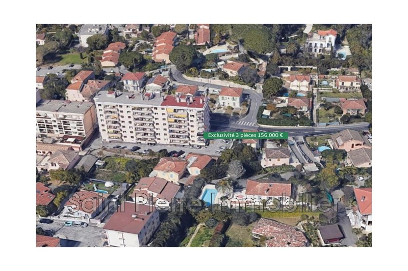 Photo Apartment Cagnes-sur-Mer Centre-ville,   to buy apartment  3 rooms   56 m²