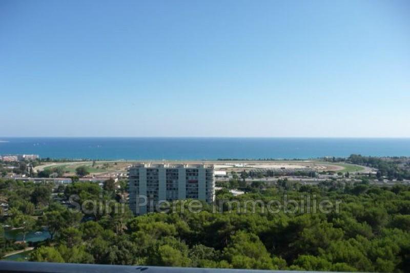 Photo Apartment Cagnes-sur-Mer Hippodrome,   to buy apartment  3 rooms   74m²