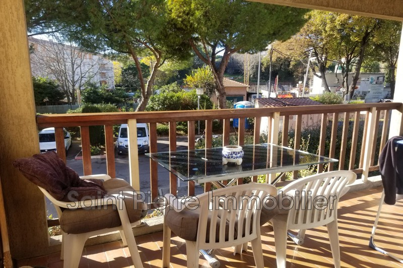 Photo Appartement Cagnes-sur-Mer Val fleuri,   achat appartement  2 pièces   26m²