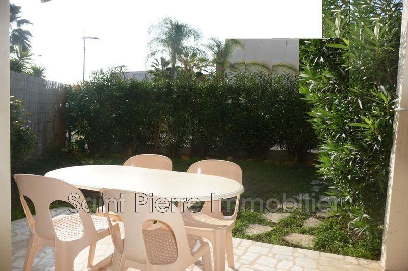 Photo Apartment Villeneuve-Loubet   to buy apartment  1 room   29m²