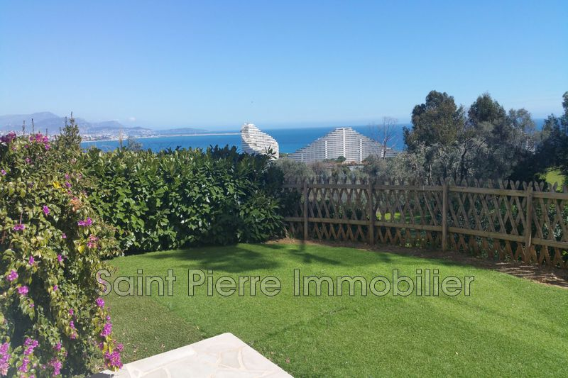 Photo Apartment Villeneuve-Loubet Hauts de vaugrenier,   to buy apartment  4 rooms   103 m²