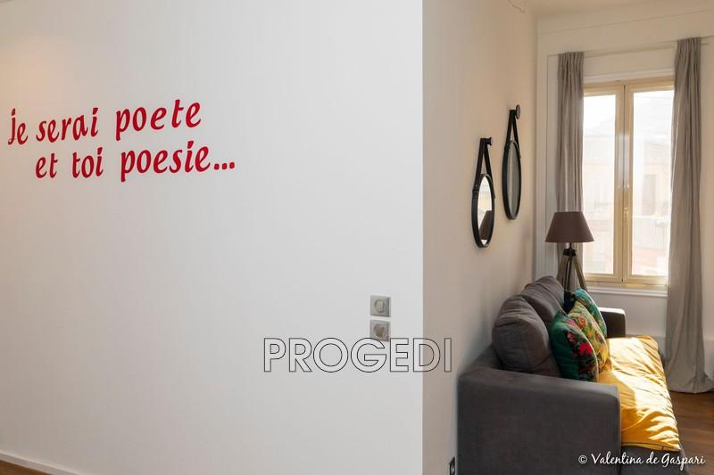 Photo n°9 - Location appartement Beausoleil 06240 - 1 300 €