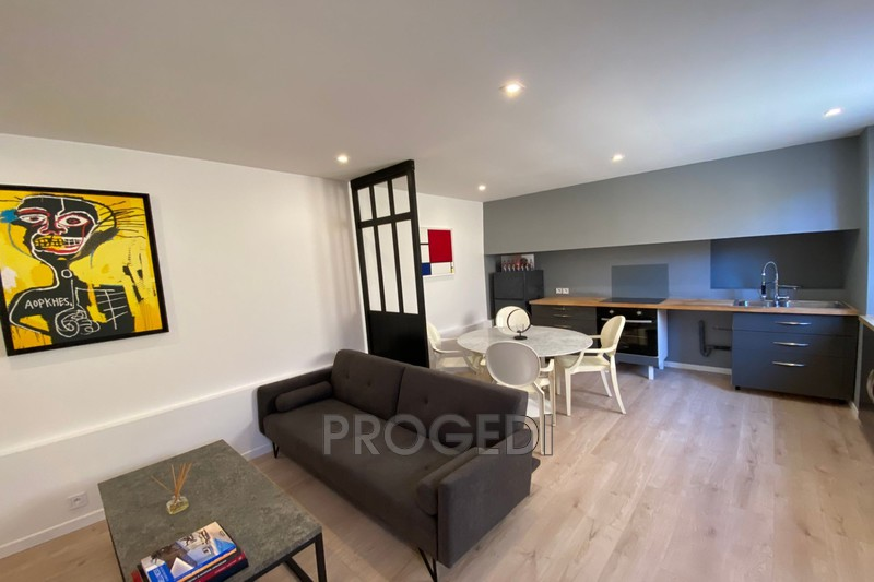 Photo Appartement Beausoleil  Location appartement  3 pièces   55 m²