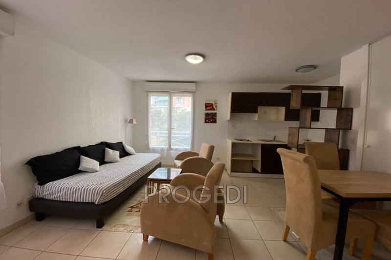 Photo Appartement Beausoleil Moneghetti,  Location appartement  2 pièces   33 m²