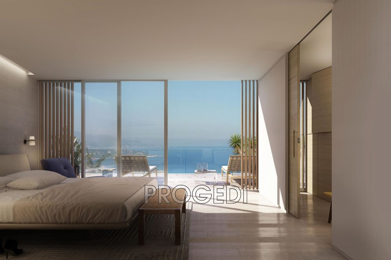 Photo n°2 - Vente appartement Beausoleil 06240 - 240 000 €