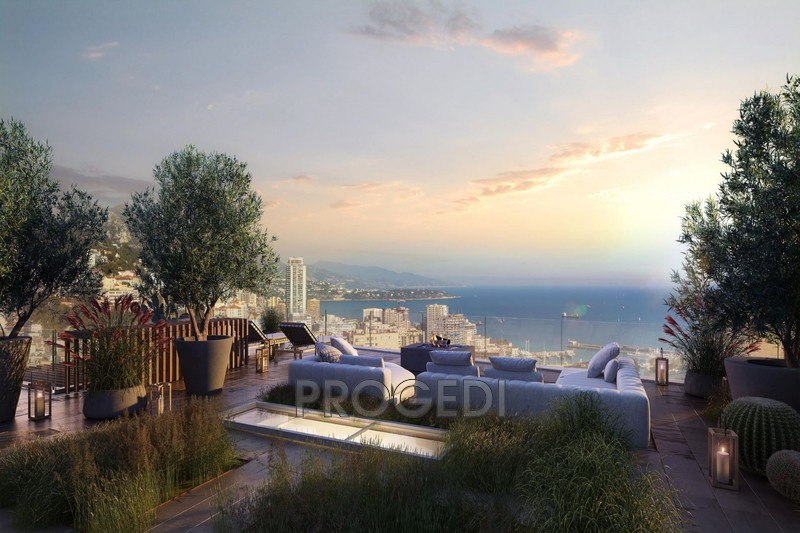 Photo Apartment Beausoleil Moneghetti,   to buy apartment  4 rooms   137 m²