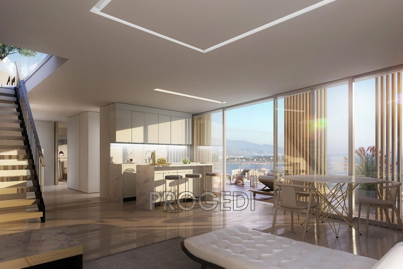 Photo n°2 - Vente appartement Beausoleil 06240 - 225 000 €