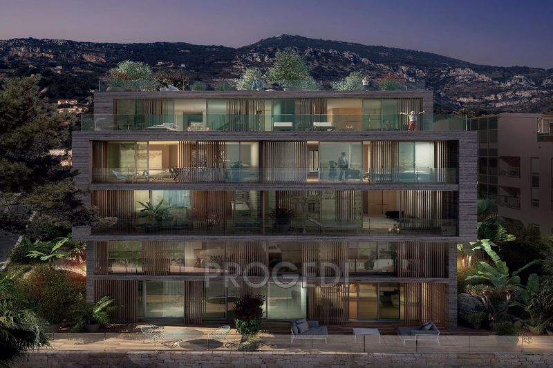 Photo n°2 - Vente appartement Beausoleil 06240 - 234 000 €