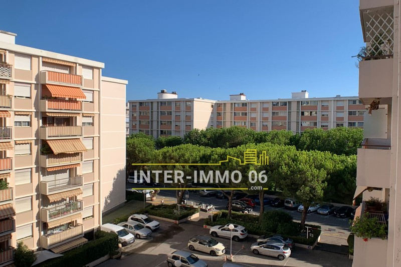 Photo Apartment Cagnes-sur-Mer Cros-de-cagnes,  Rentals apartment  3 rooms   80 m²
