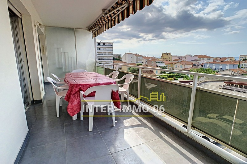 Photo Apartment Cagnes-sur-Mer Cros-de-cagnes,  Location saisonnière apartment  2 rooms   46 m²