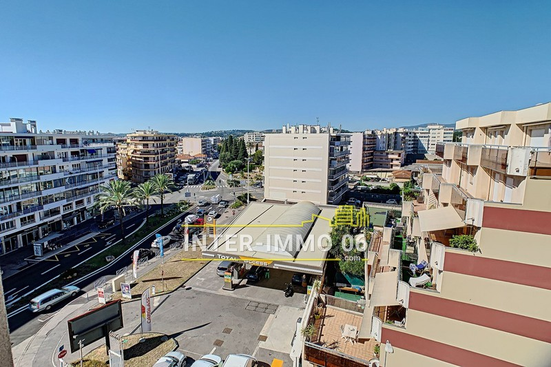 Photo n°1 - Vente appartement Cagnes-sur-Mer 06800 - 130 000 €