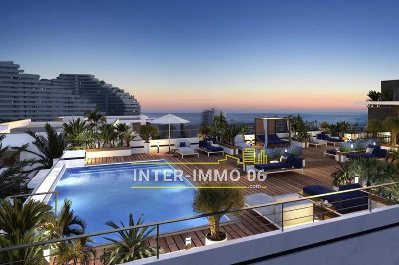 Photo Apartment Villeneuve-Loubet Les maurettes,   to buy apartment  3 rooms   62m²