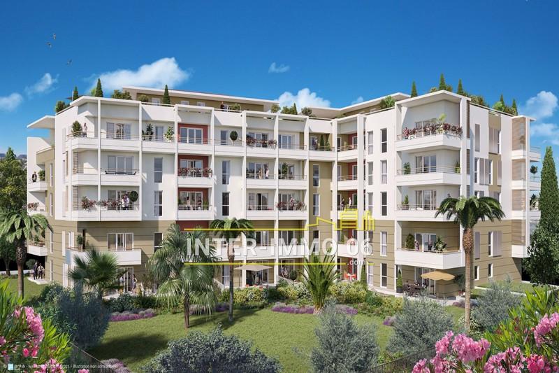Photo Appartement Cagnes-sur-Mer Cros-de-cagnes,   achat appartement  2 pièces   44m²