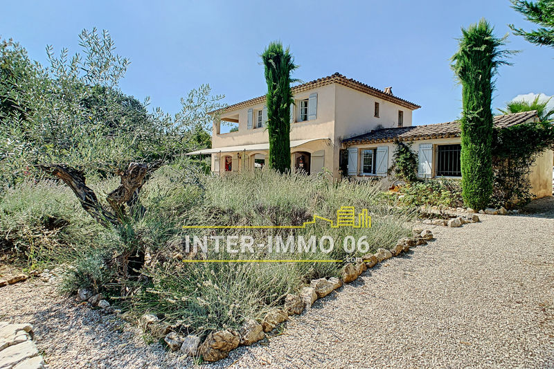 Photo Villa La Colle-sur-Loup Village,   to buy villa  4 bedroom   240 m²