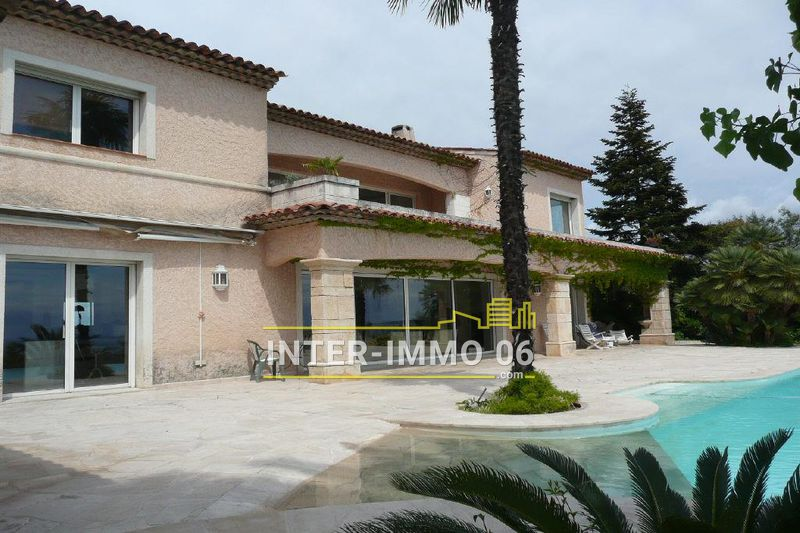 Photo Villa Mandelieu-la-Napoule   to buy villa  5 bedroom   270 m²