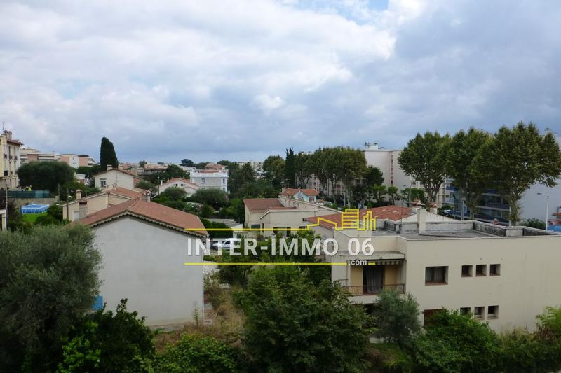 Photo Appartement Cagnes-sur-Mer Cros-de-cagnes,   to buy appartement  1 room   32 m²
