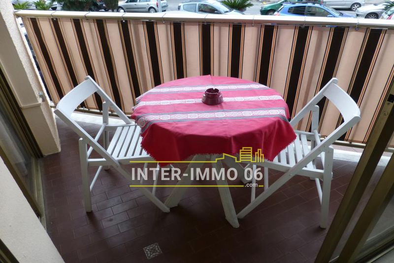 Photo Apartment Cagnes-sur-Mer Pinède,   to buy apartment  1 room   32 m²