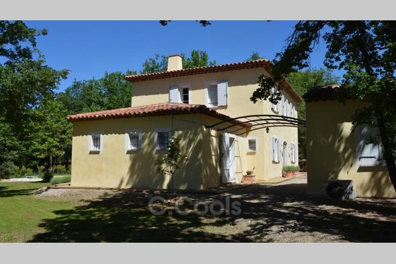 Photo n°4 - Location Maison villa Villecroze 83690 - 2 200 €