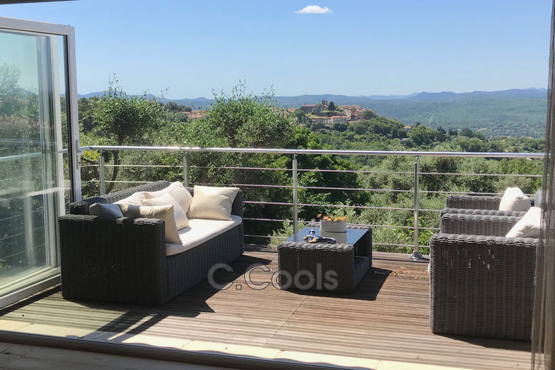 Photo Villa Montauroux   achat villa  3 chambres   167m²