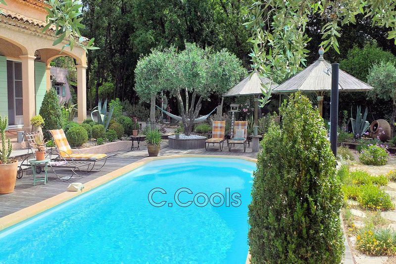 Photo n°2 - Vente Maison villa Seillans 83440 - 525 000 €