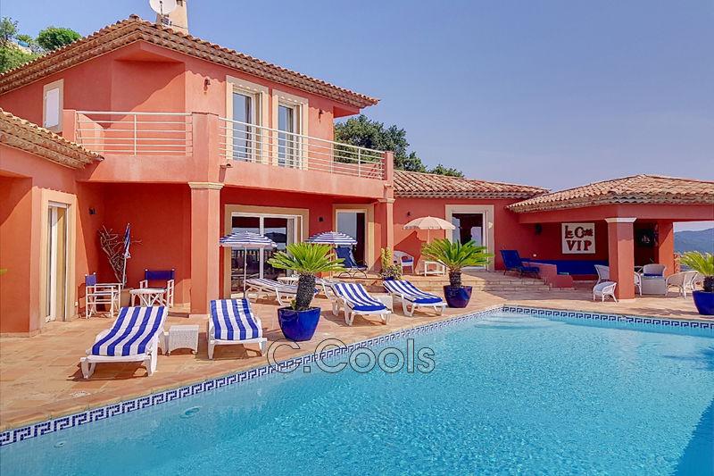 Villa Sainte-Maxime Domaine du golfe,   achat villa  5 chambres   200m²