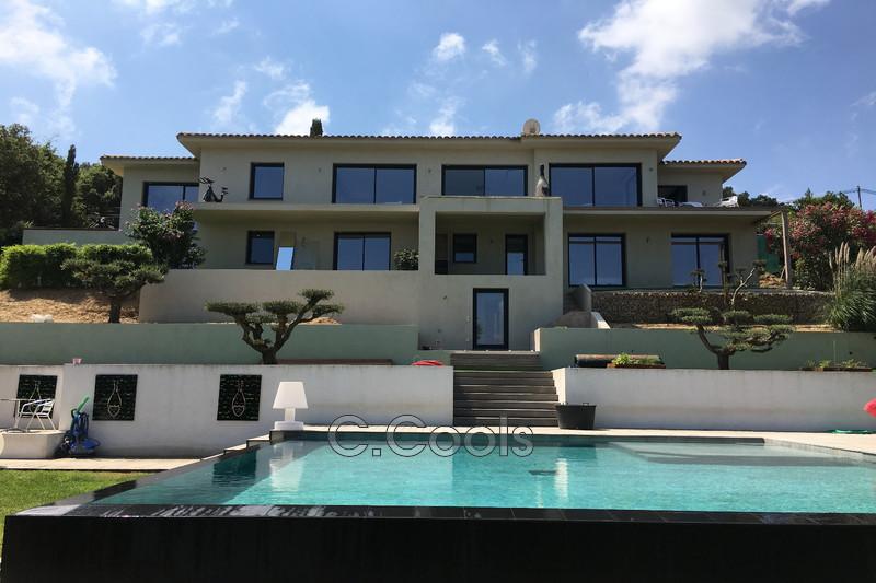Maison contemporaine Gassin Sinopolis,   achat maison contemporaine  5 chambres   400m²