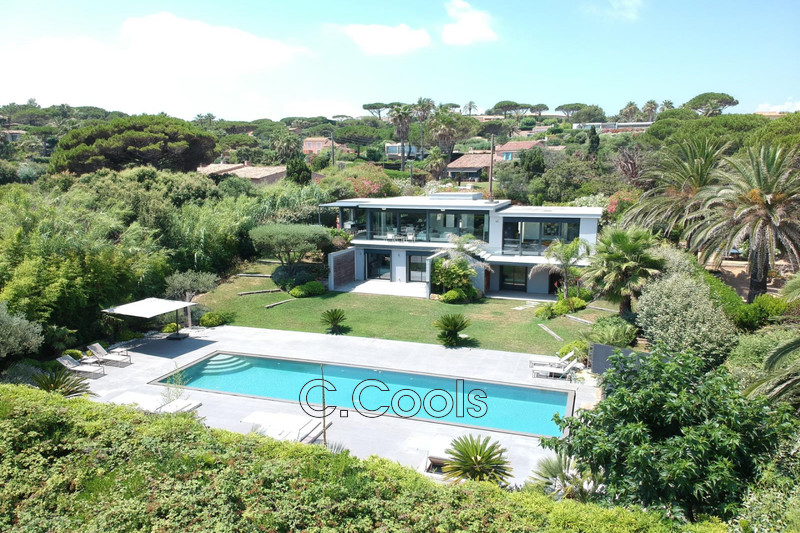 Photo Villa Ramatuelle Front de mer,   to buy villa  4 bedrooms   241 m²