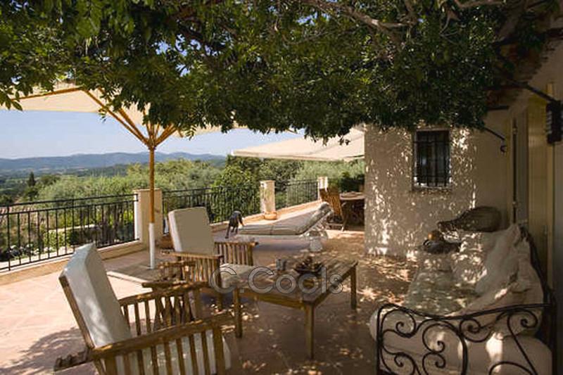 Photo Villa Grimaud Proche village,   to buy villa  4 bedrooms   187m²