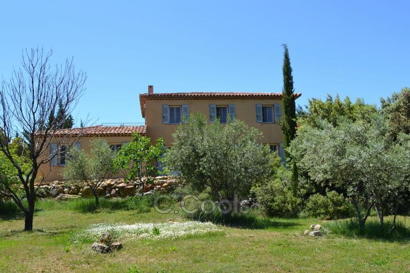 Villa Tourtour   achat villa  5 chambres   241m²
