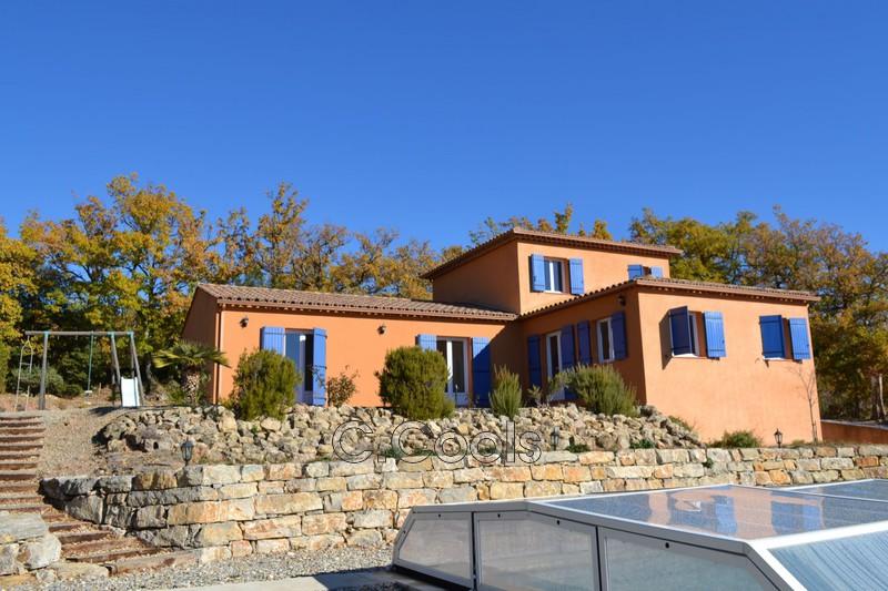 Villa Tourtour   achat villa  4 chambres   172m²