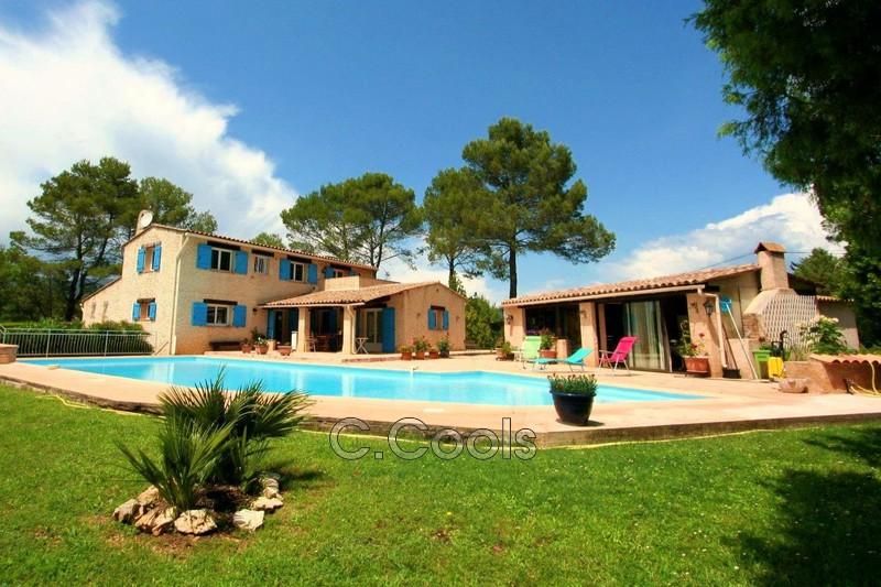 Photo Villa Fayence   achat villa  9 pièces   220m²
