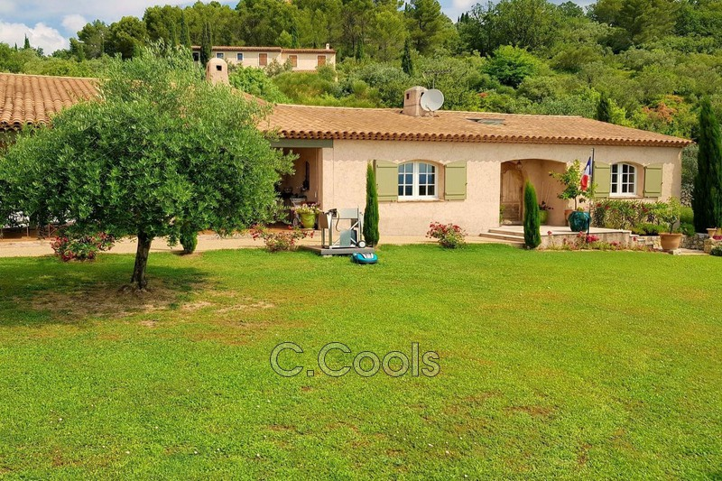 Photo Villa Tourrettes   to buy villa  5 rooms   188 m²