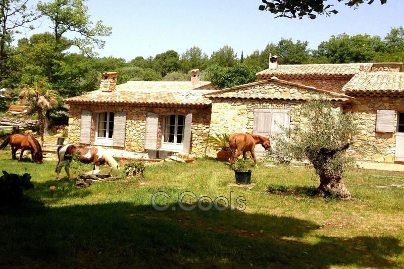 Photo n°1 - Vente Maison mas Fayence 83440 - 1 650 000 €