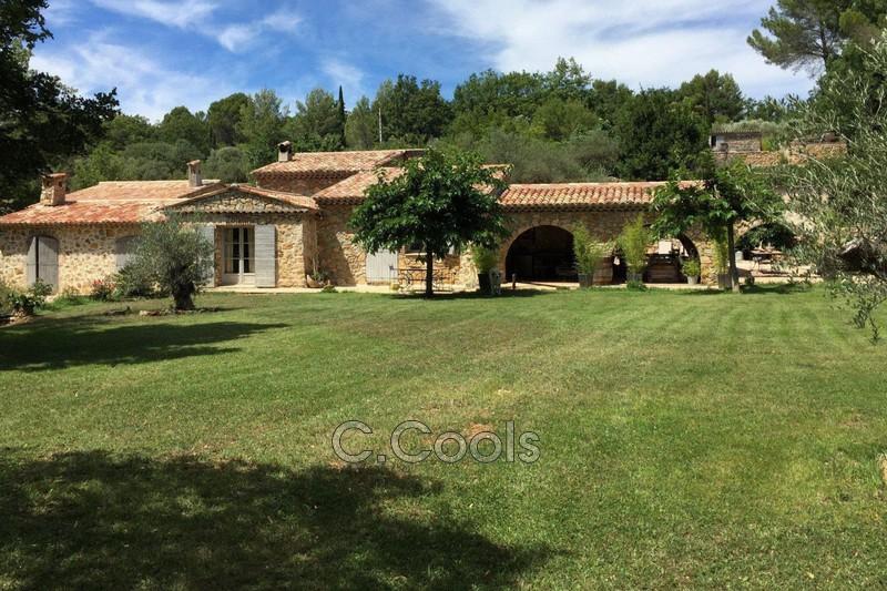 Photo n°2 - Vente Maison mas Fayence 83440 - 1 650 000 €