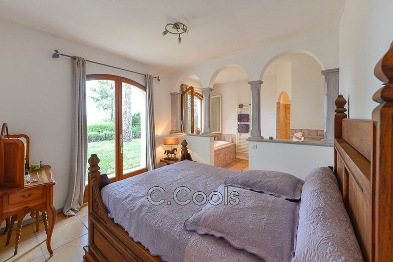 Photo n°12 - Vente Maison villa La Garde-Freinet 83680 - 1 207 000 €