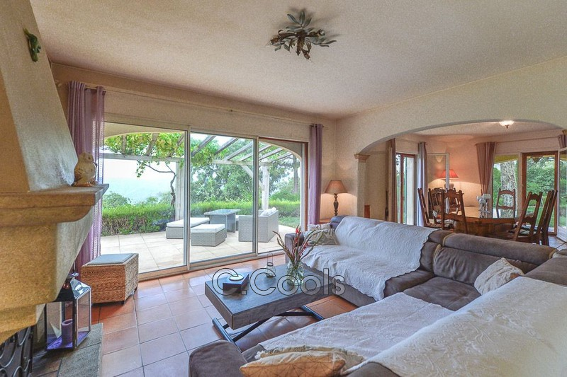 Photo n°7 - Vente Maison villa La Garde-Freinet 83680 - 1 207 000 €